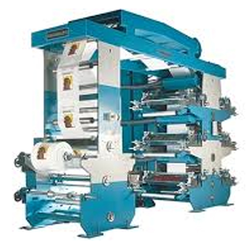 4 Colour Flexographic Printing Machine -  1 Number